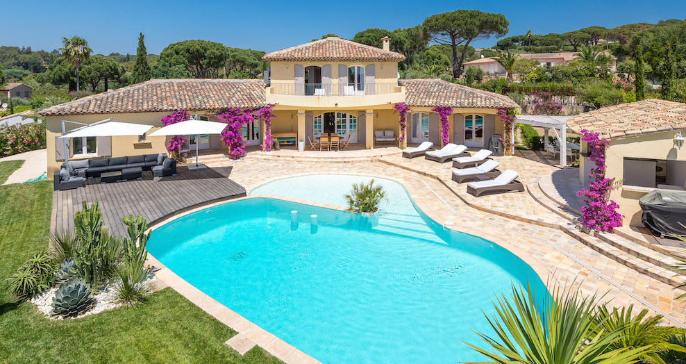 Luxury Villas St Tropez 2019 Rental Sale St Tropez House