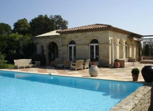 Rent Villa Bella Luxe Saint Tropez - 7 bedroom luxury villa