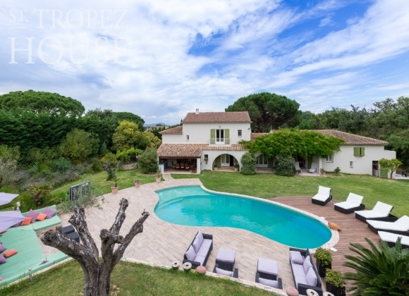 villa for rent st tropez villa mas de sables property