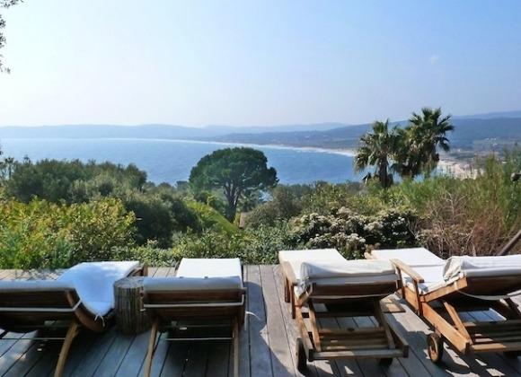 Villa Kalliste Les Parcs De Saint Tropez
