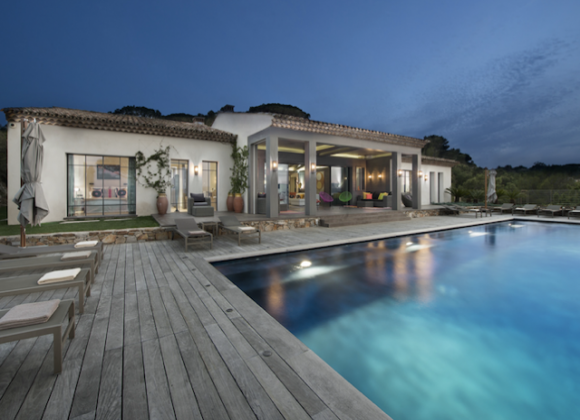 Rent Luxury Villa Kintaparc Saint Tropez
