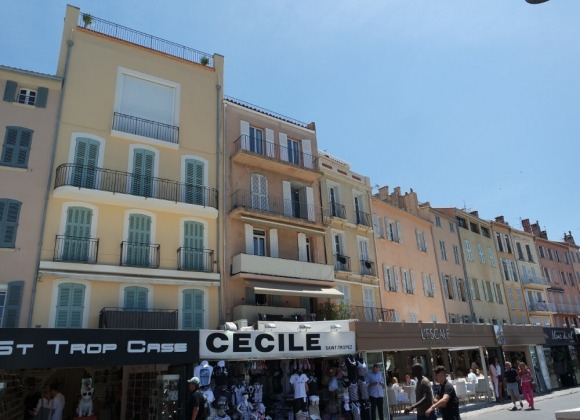 rent apartment st tropez port property