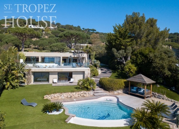 villa for rent ramatuelle escalet villa oursins property