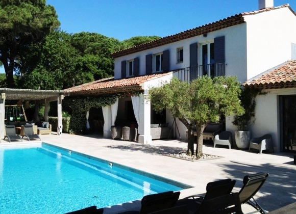 villa for rent st tropez route des plage villa lei mares property