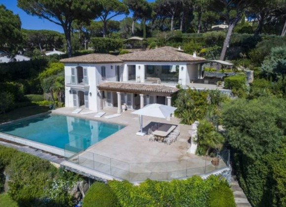 villa for rent parcs de st tropez villa paloma property
