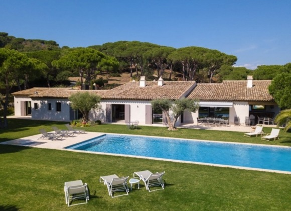villa for rent ramatuelle pampelonne villa bonsai swimming pool