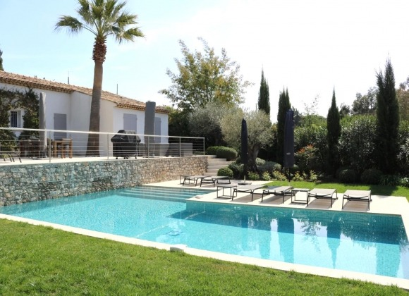 villa for rent st tropez tahiti good hope swimming pool