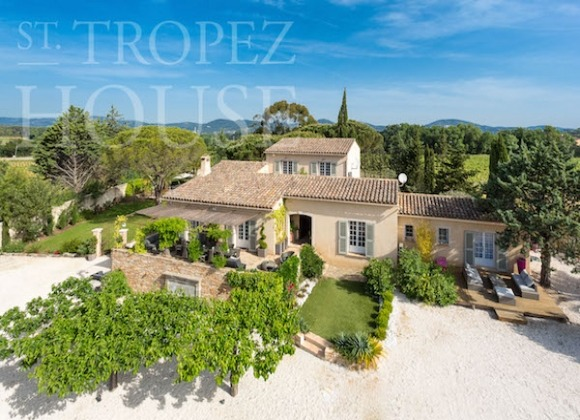 Luxury Villa Belieu Saint Tropez - Overview