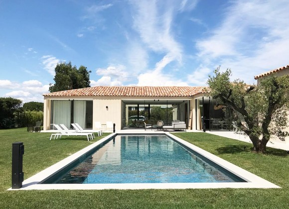 villa for rent bay les salins st tropez property