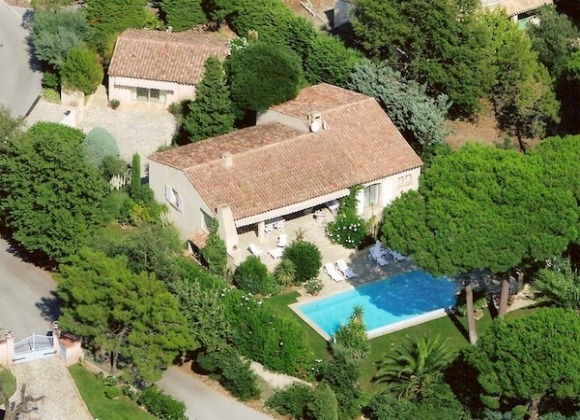 4 bedroom villa Saint Tropez