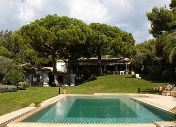 Rent Villa Maison du Capon St Tropez - swimming pool