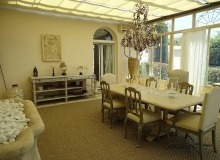 luxury villa for rent in saint tropez_dinning room