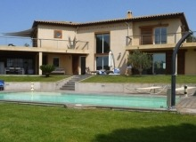 Villa in Gassin - swimming pool