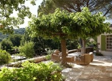 Rent Villa Sarah Grimaud - opened terrace