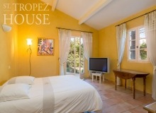 villa for rent st tropez domaine de la castellane villa castelanne bedroom