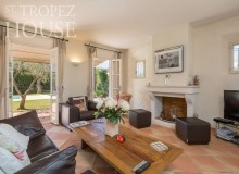 villa for rent st tropez domaine de la castellane villa castelanne living room