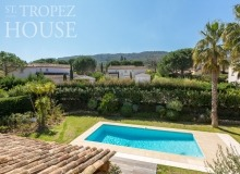 villa for rent st tropez domaine de la castellane villa castelanne swimming pool