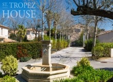 villa for rent st tropez domaine de la castellane villa castelanne water fountain