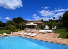 6-bedroom villa Pampelonne beach - house