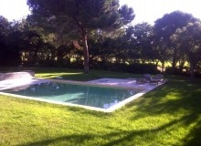 luxury villa for rent inGrimaud_swimming pool