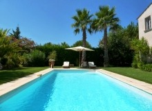 Rent Villa Las Margeritas St Tropez - outside area