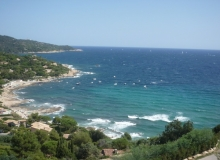 Villa with a seaview in Ramatuelle - seaview