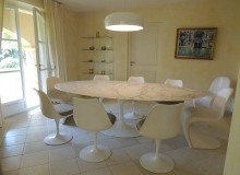 luxury villa for rent in Ramatuelle_dinning room