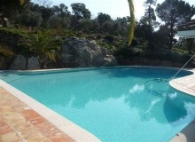 luxury villa for rent in Ramatuelle_swimming pool