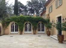 luxury villa for rent in Ramatuelle_house