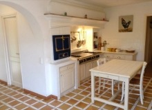 luxury villa for rent in Ramatuelle_kitchen