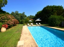 Villa La Provence in Les Parks de Saint Tropez - swimming pool