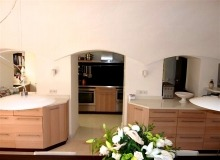 Villa La Tour in St Tropez - kitchen