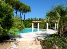 Villa La Tour in St Tropez - swimming pool