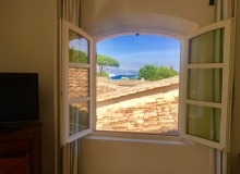 holiday rental villa elegance canoubiers sea view