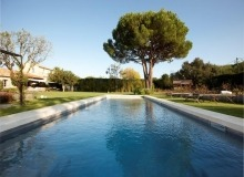 Villa Naiad in Les Salins, St Tropez - swimming pool photo 3