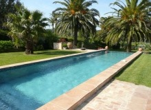 Villa Mouttier in Saint Tropez - Swimming pool