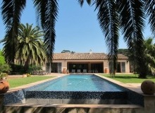 Villa Mouttier in Saint Tropez - House with swimming pool