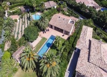 Villa Mouttier in Saint Tropez - Aerial 2