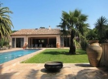 Villa Mouttier in Saint Tropez - Main view