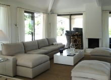Villa Salins Modern in Saint Tropez - Fireplace