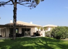 Villa Salins Modern in Saint Tropez - Main view