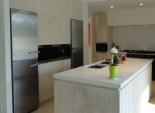 Villa Salins Modern in Saint Tropez - Kitchen