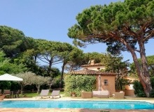 villa for let tahiti st tropez villa la capilla swimming pool