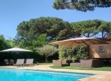 villa for rent tahiti st tropez villa la capilla swimming pool