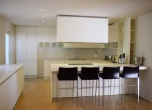 villa for rent tahiti st tropez villa la capilla kitchen dining area
