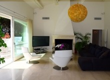 villa for rent tahiti st tropez villa la capilla living room