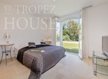 Luxury Villa Kalliste in Les Parcs de Saint Tropez - bedroom5