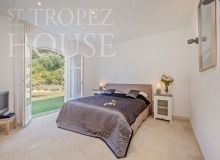 Luxury Villa Kalliste in Les Parcs de Saint Tropez - bedroom1
