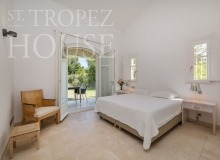Luxury Villa Kalliste in Les Parcs de Saint Tropez - bedroom4
