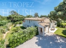 Luxury Villa Kalliste in Les Parcs de Saint Tropez - main house